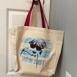 Taylor Swift 'Red' Tote Bag
